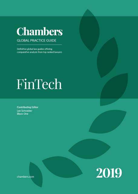 FinTech 2019 | Global Practice Guides | Chambers and Partners